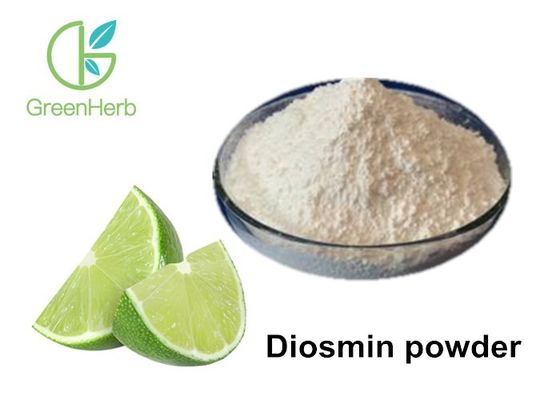 China Anti - Inflammatory Monomer Powder Citrus Aurantium Extract 90% Diosmin supplier