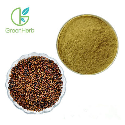 China Seed Part Cassia Seed Extract Brown Yellow Powder 80 Mesh Cure Constipation supplier