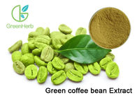 Organic Plant Extract Powder , Pure Green Coffee Bean Extract For Weight Loss