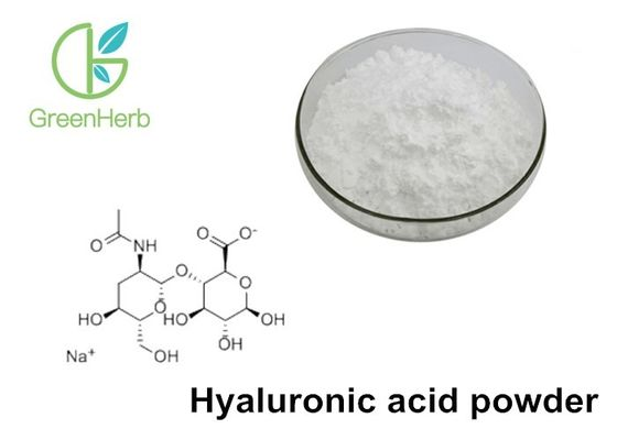 Food Grade Natural Hyaluronic Acid / CAS No.9004-61-9 Hyaluronic Acid Powder