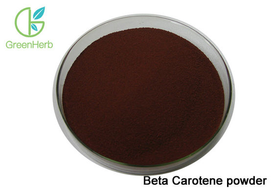 China Fermentation / Natural Food Pigments Beta Carotene Powder Synthetic Carrot Extract factory