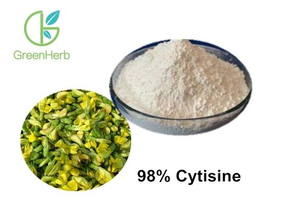 CAS 15191-27-2 Monomer Powder Thermopsis Lanceolata Extract 98% Cytisine