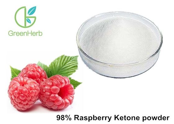 98% Raspberry Ketone Monomer Powder Pure Natural Raspberry Extract