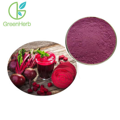 Red 100% Pure Natural Food Pigments Beetroot Concentrate Juice Powder