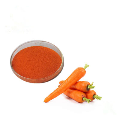 Water Soluble Carrot Extract Powder Beta Carotene Food Colorant Additive