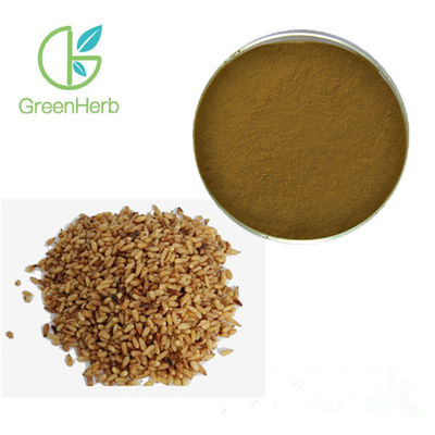 China Arborvilea Seed Plant Extract Powder Brown Yellow Powder Cure Menstruation factory