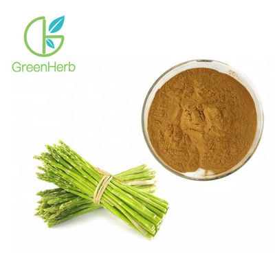 China Pure Natural 10:1 Asparagus Racemosus/Asparagus Cochinchinensis /Asparagus Extract factory