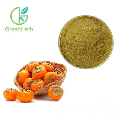 China 100% Natural Healthy Product Persimmon Extract / Persimmon Fruit Extract Powder factory