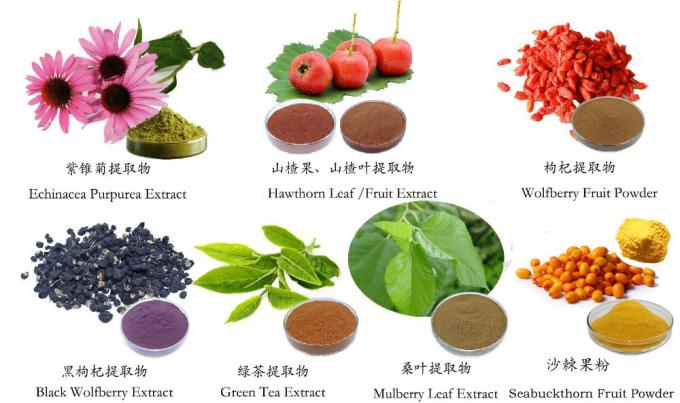 Natural Food Coloring Powder / Marigold Flower Extract ...