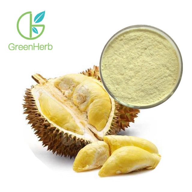 Natural Durian Extract Powder / Jackfruit Extract Powder 80 Mesh Light Yellow Color
